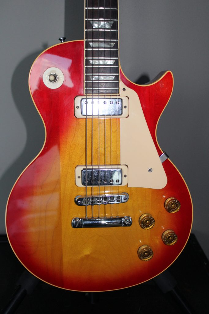 Hookup a gibson les paul deluxe