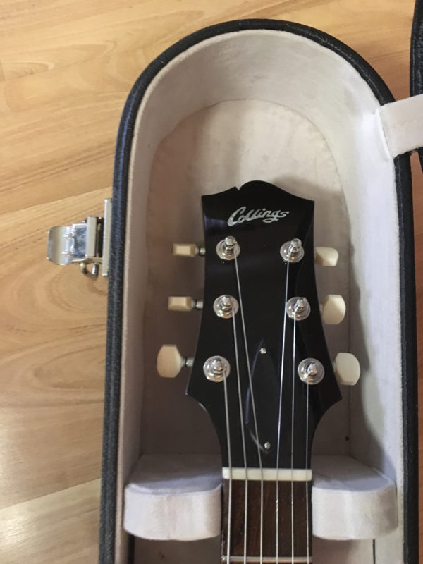 IMG 7894 600x800 - Collings City Limits Gold Top Guitar P-90's