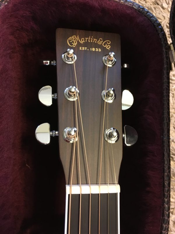IMG 8712 e1531423180539 600x800 - Martin GPC 35E Acoustic Electric Cutaway Guitar-New!