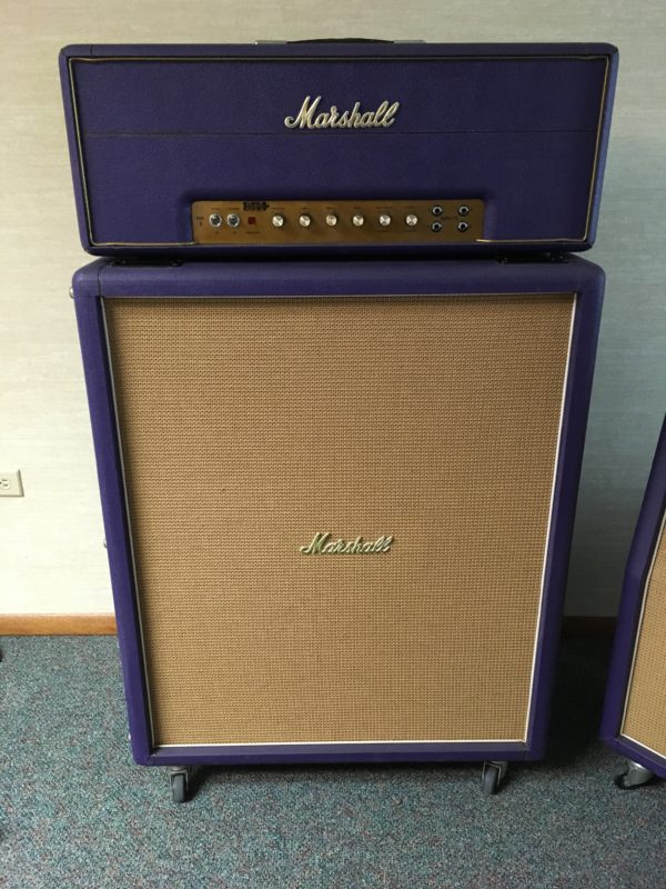 IMG 8994 e1534169957803 600x800 - 1994 Marshall Limited Edition Purple 1959 SLP Hendrix Full Stack