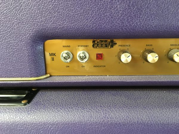 IMG 8996 600x450 - 1994 Marshall Limited Edition Purple 1959 SLP Hendrix Full Stack