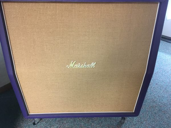 IMG 9003 600x450 - 1994 Marshall Limited Edition Purple 1959 SLP Hendrix Full Stack