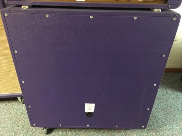 IMG 9006 600x450 - 1994 Marshall Limited Edition Purple 1959 SLP Hendrix Full Stack