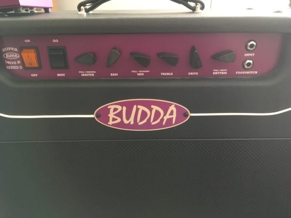 IMG 9253 2 600x450 - Budda Superdrive 30 Series II 2x12 Combo Tube Guitar Amp