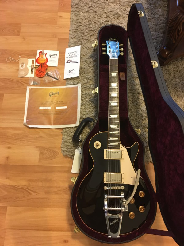 IMG 9285 600x800 - Gibson Custom Shop R7 1957 Reissue Les Paul W/Bigsby