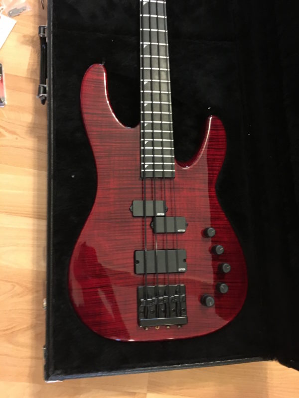 IMG 9494 600x800 - Jackson USA Custom Shop Edge Bass Guitar Custom Built by Mike Shannon