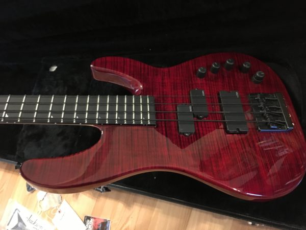 IMG 9495 600x450 - Jackson USA Custom Shop Edge Bass Guitar Custom Built by Mike Shannon