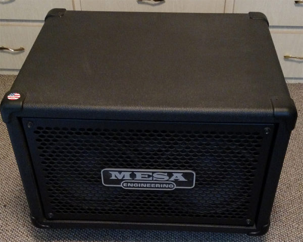 mesa powerhouse 2x10 top 600x480 - Mesa Boogie Powerhouse 2x10 8 Ohm Bass Cabinet