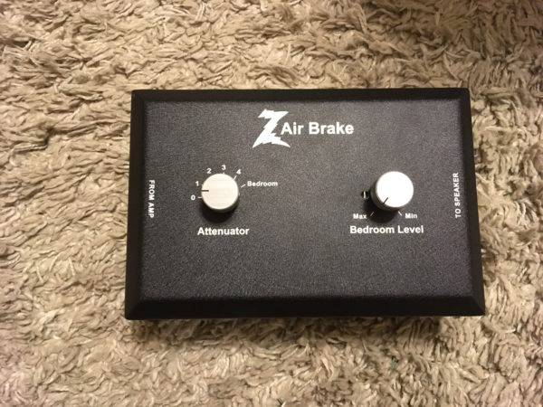 IMG 0050 600x450 - Dr Z Airbrake Guitar Amplifier Power Attenuator
