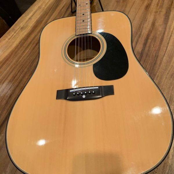 IMG 0128 600x600 - 1977 Ibanez Concord Model 670 Acoustic Guitar