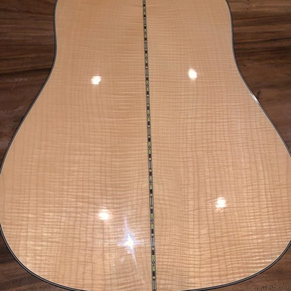 IMG 0129 600x600 - 1977 Ibanez Concord Model 670 Acoustic Guitar