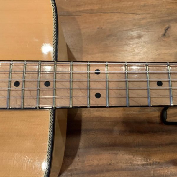 IMG 0131 600x600 - 1977 Ibanez Concord Model 670 Acoustic Guitar