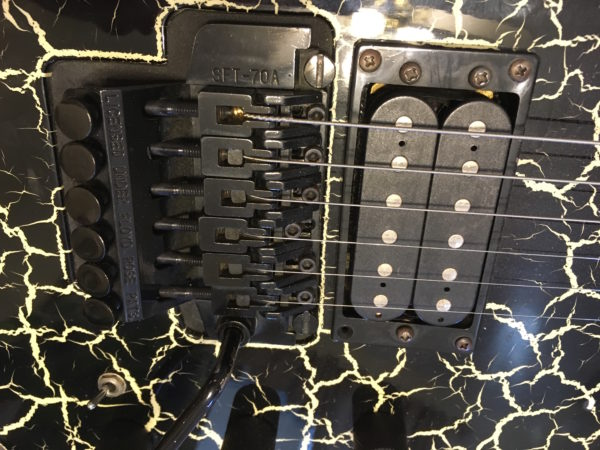 IMG 0531 600x450 - Rare 80's BC Rich NJ Series Firecrackle Virgin Guitar W/Reverse Headstock