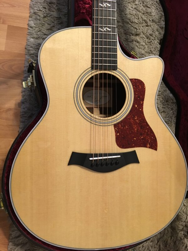 IMG 0700 e1550591849524 600x800 - 2018 Taylor 416ce-R Rosewood Back and Sides Acoustic Electric Guitar