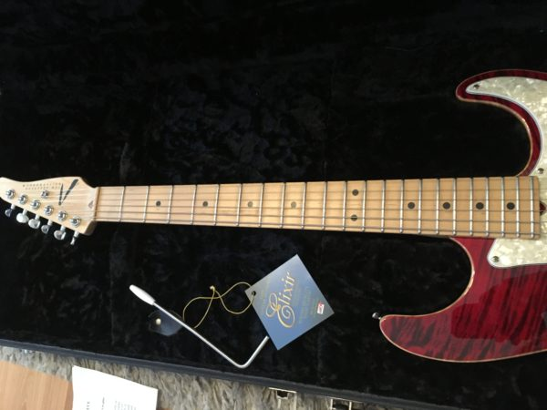 IMG 1004 600x450 - Tom Anderson Hollow Drop Top Classic-Awesome Top-Fishman Bridge