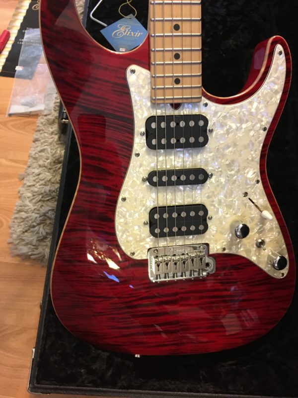 IMG 1009 e1554216000446 600x800 - Tom Anderson Hollow Drop Top Classic-Awesome Top-Fishman Bridge