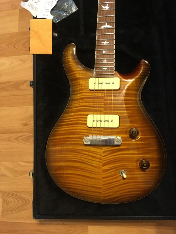 IMG 1119 600x800 - 2009 Paul Reed Smith PRS Limited Edition McCarty TMDC245 10 Top Guitar