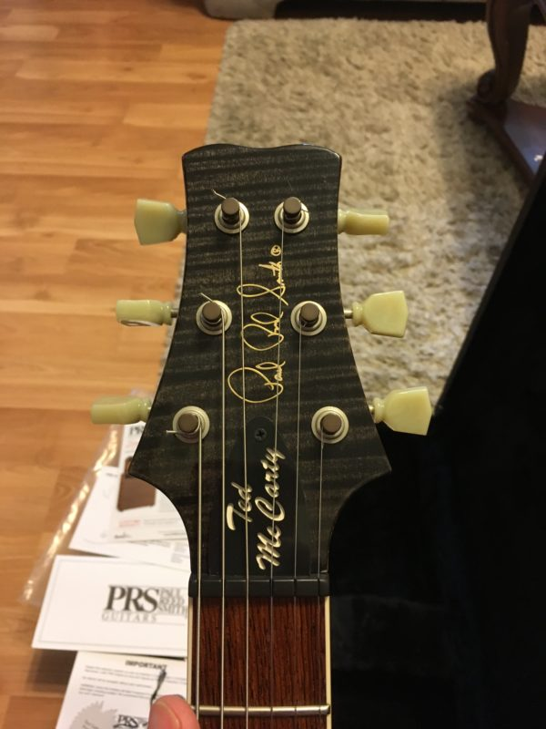 IMG 1120 e1555009759835 600x800 - 2009 Paul Reed Smith PRS Limited Edition McCarty TMDC245 10 Top Guitar