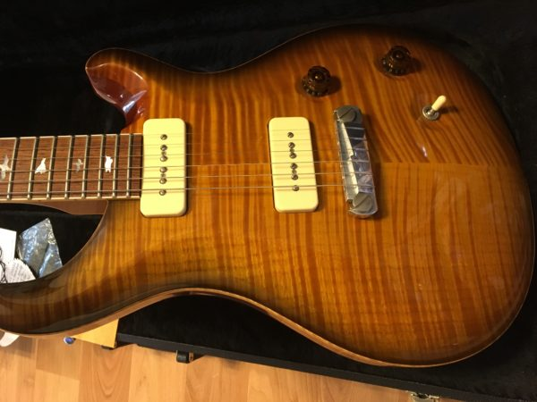 IMG 1122 600x450 - 2009 Paul Reed Smith PRS Limited Edition McCarty TMDC245 10 Top Guitar