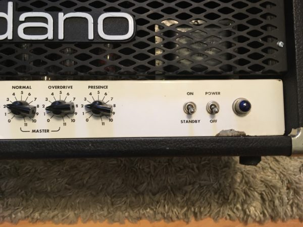 IMG 1649 600x450 - Soldano HR Hot Rod 100+ Plus Tube Amp