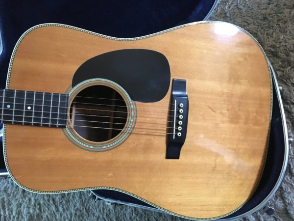 IMG 1669 600x450 - Vintage 1987 Martin HD-28 Natural Dreadnaught Acoustic Guitar