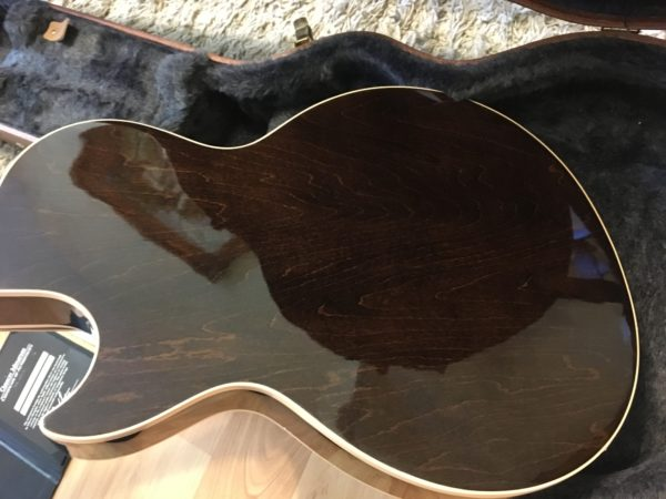 IMG 2306 600x450 - 2016 Gibson Memphis ES Les Paul Figured in a Faded Light Burst-Great Top-COA