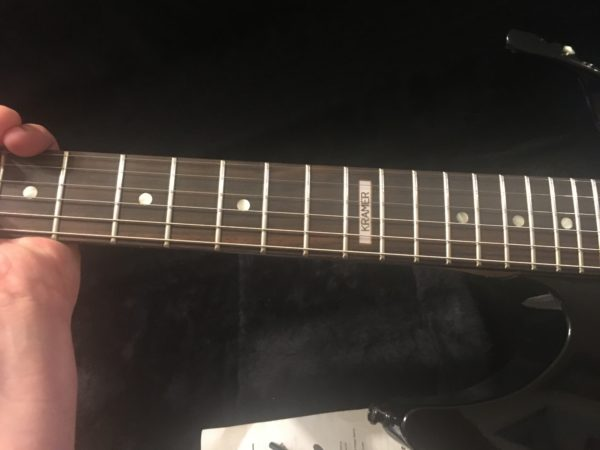 IMG 2515 600x450 - 1980's Vintage Kramer American Sustainer Guitar Amazing Condition W/Manual/Original Case