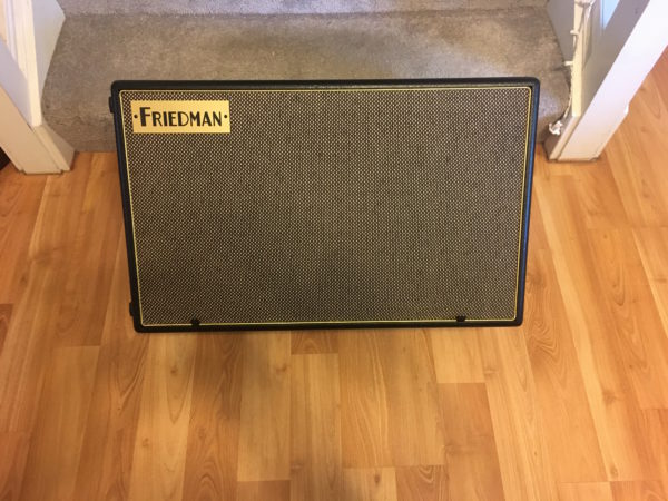 "IMG 2626 600x450 - Friedman ASM-12 500-watt 1x12"" Active Modeler / Profiler Monitor"