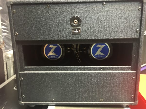 IMG 2835 600x450 - Dr Z 2x10 Compact Convertible Guitar Speaker Cab