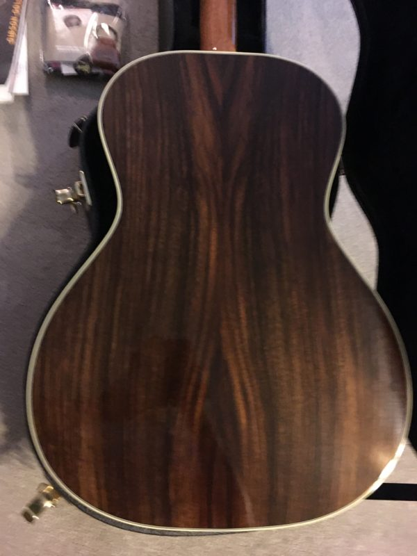 IMG 3802 600x800 - Gibson Nick Lucas Mystic Rosewood Acoustic/Electric Guitar-NEW!