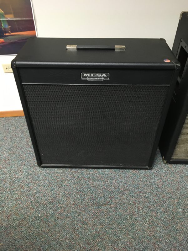 IMG 3807 600x800 - Mesa Boogie Lone Star 4x10 Guitar Speaker Cabinet
