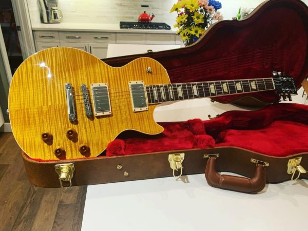 IMG 4992 600x450 - 2019 Gibson Les Paul Standard Killer Flame Top