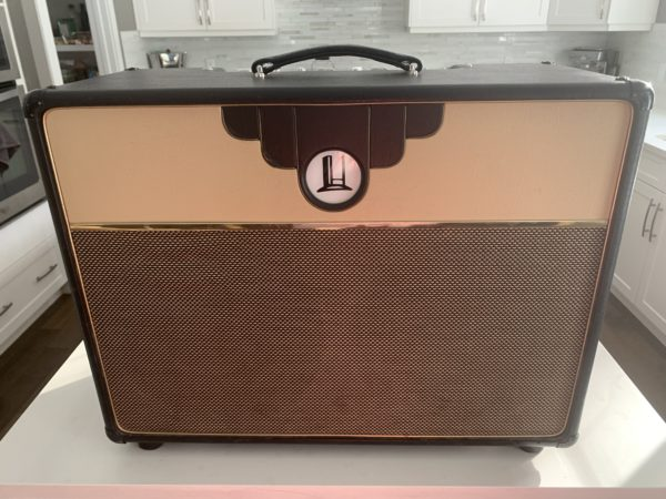 IMG 5222 600x450 - 2007 Top Hat Super Deluxe 2x12 Combo Guitar Tube Amp