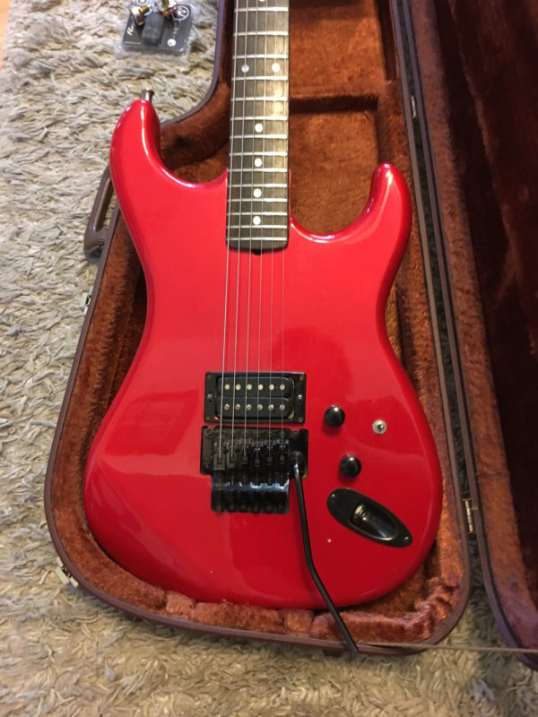 IMG 4228 600x800 - 1981 Vintage Kramer American Made Pacer Guitar One-Piece Maple Neck!