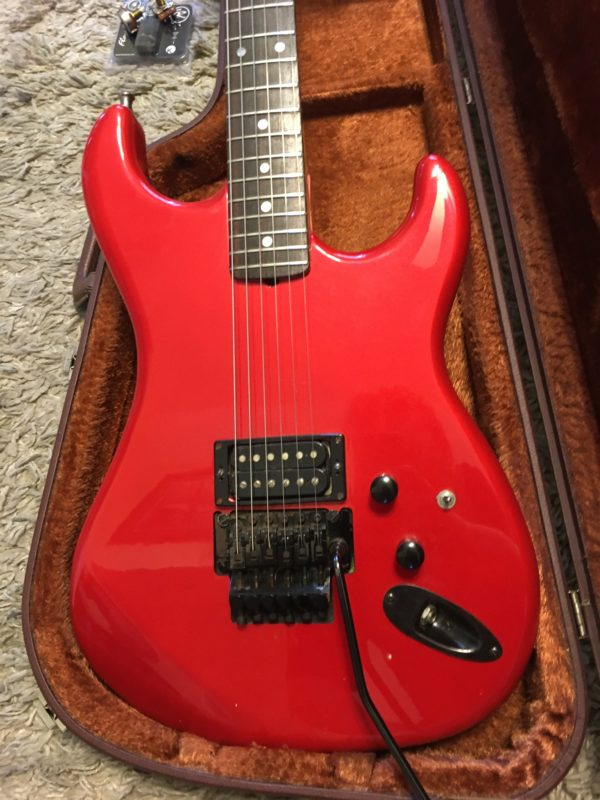 IMG 4230 600x800 - 1981 Vintage Kramer American Made Pacer Guitar One-Piece Maple Neck!
