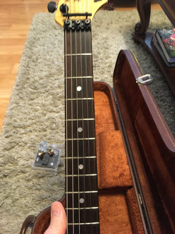 IMG 4232 600x800 - 1981 Vintage Kramer American Made Pacer Guitar One-Piece Maple Neck!