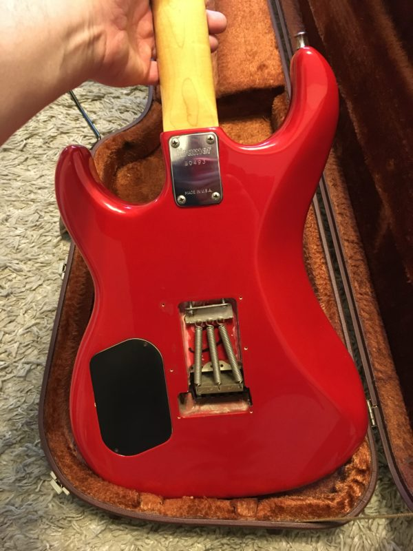 IMG 4237 600x800 - 1981 Vintage Kramer American Made Pacer Guitar One-Piece Maple Neck!