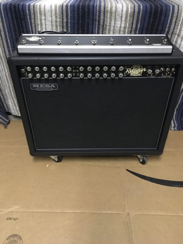 IMG 5705 600x800 - Mesa Boogie Road King Series II 2x12 Combo Amp W/Footswitch