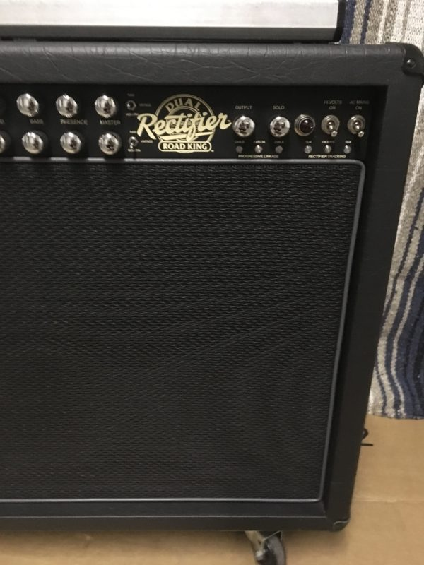 IMG 5706 600x800 - Mesa Boogie Road King Series II 2x12 Combo Amp W/Footswitch