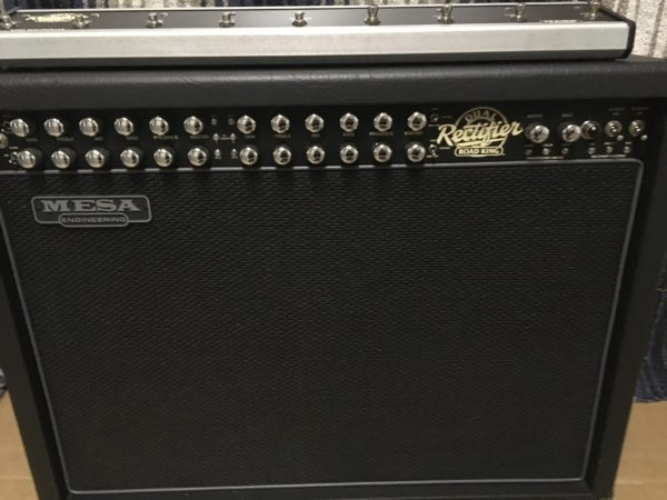 IMG 5707 600x450 - Mesa Boogie Road King Series II 2x12 Combo Amp W/Footswitch