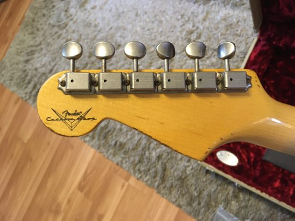 IMG 5760 600x450 - Fender Custom Shop Limited 55 Stratocaster Heavy Relic Dirty Blonde