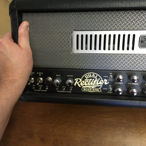 IMG 6469 600x600 - Mesa Boogie Road King Head W/Footswitch