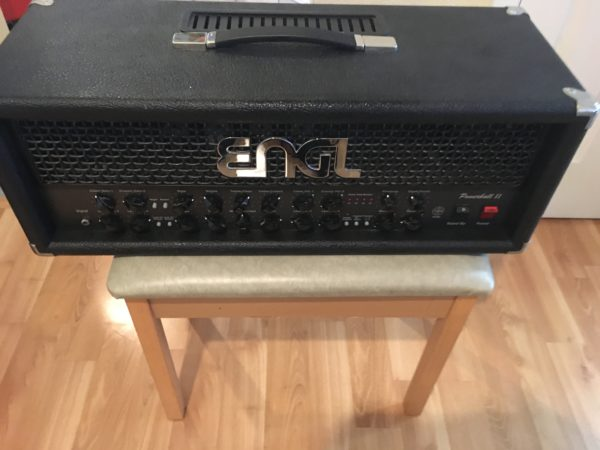 IMG 7105 600x450 - Engl Powerball II 100W Tube Guitar Amp Head