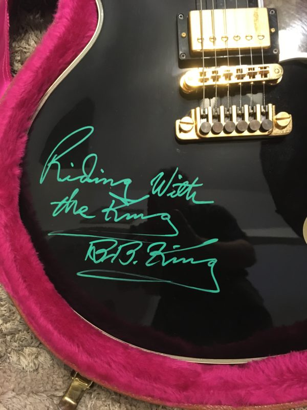 IMG 7757 600x800 - 1993 Gibson BB King Lucille Hand Signed by BB King W/COA-Riding With the King