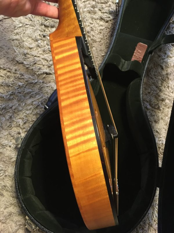 IMG 8015 600x800 - Collings MT Mandolin Flame Maple Back/Sides/Neck