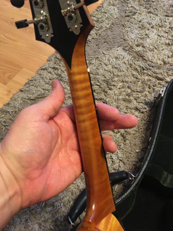 IMG 8017 600x800 - Collings MT Mandolin Flame Maple Back/Sides/Neck