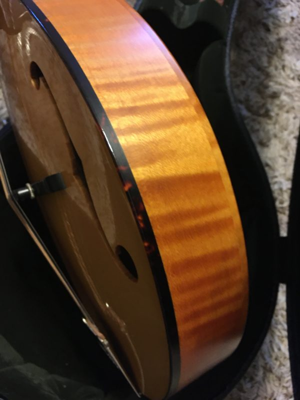 IMG 8020 600x800 - Collings MT Mandolin Flame Maple Back/Sides/Neck