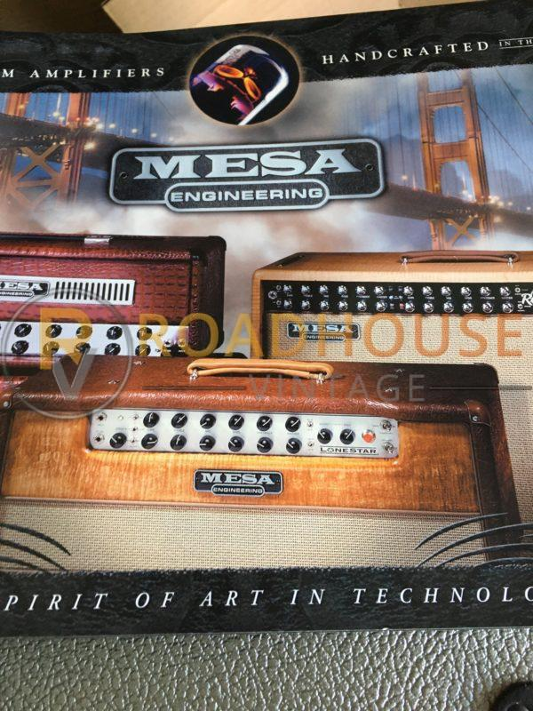 IMG 9295 600x800 - Mesa Boogie Dual Rectifier Tube Head Guitar Amp-Factory Grey Tolex W/Footswitch