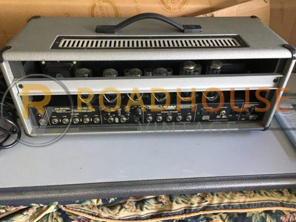 IMG 9298 600x450 - Mesa Boogie Dual Rectifier Tube Head Guitar Amp-Factory Grey Tolex W/Footswitch